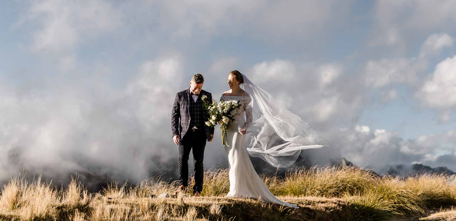 Alpine Heli elopement packages