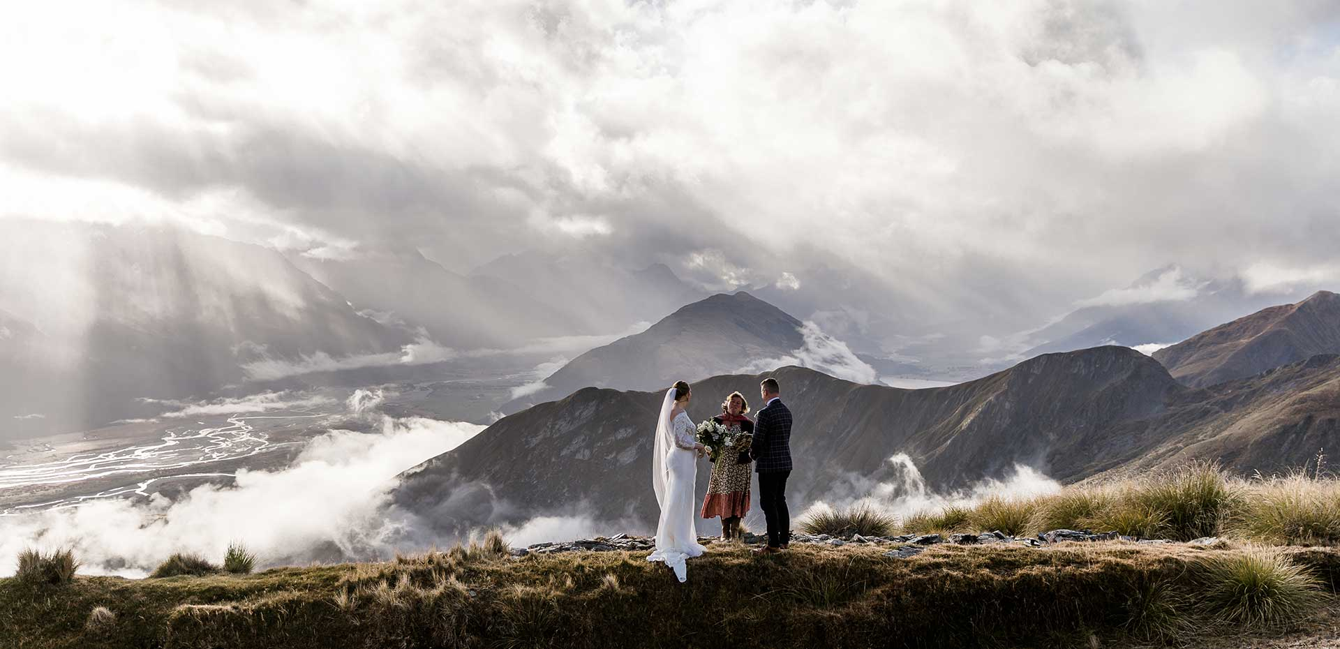 Hitched in Paradise. Photo by Susan Miller Photography